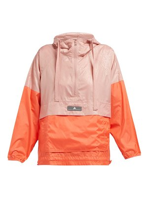 Adidas By Stella McCartney colour block performance jacket