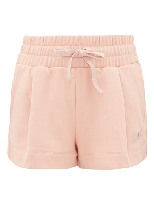 Adidas By Stella McCartney essentials french-cotton terry shorts