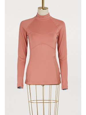 Adidas By Stella McCartney Long-sleeved training top