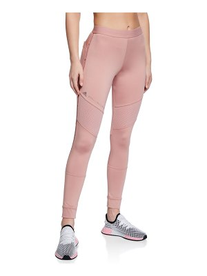 Adidas By Stella McCartney Performance Essentials Mesh Tights