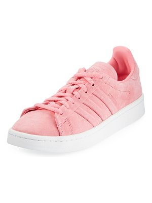 ADIDAS Campus Stitch & Turn Suede Lace-Up Sneaker