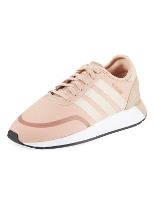 Adidas N-5923 Mixed Platform Sneakers