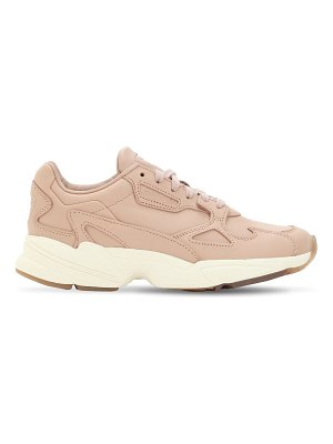 Adidas Originals Falcon suede sneakers