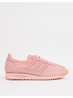 Adidas Originals sl 72 sneakers in pink
