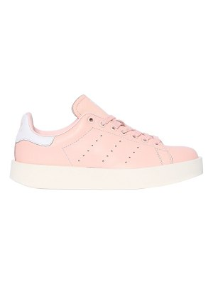 Adidas Originals Stan smith bold leather sneakers
