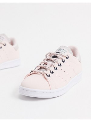 Adidas Originals stan smith sneaker in pink