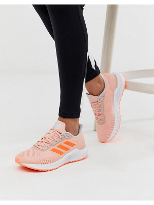 Adidas adidas running solar ride sneakers in pink