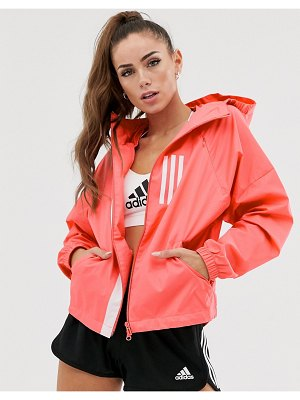 Adidas adidas training wind jacket-pink