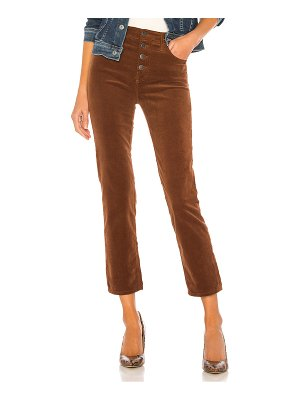 AG Adriano Goldschmied isabelle button up pant