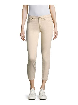 AG ADRIANO GOLDSCHMIED Prima Cigarette Crop Pants