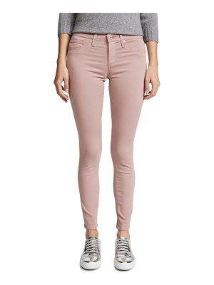 AG ADRIANO GOLDSCHMIED The Legging Ankle Sateen Jeans