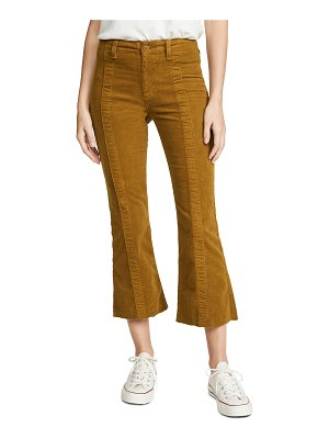 AG Adriano Goldschmied the paneled quinne crop pants