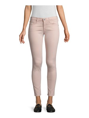 AG Jeans aged denim distressed legging ankle jeans