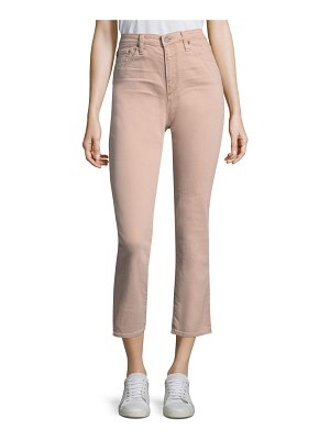 AG Jeans the isabelle crop jeans