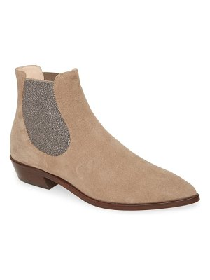 AGL pointed toe chelsea boot
