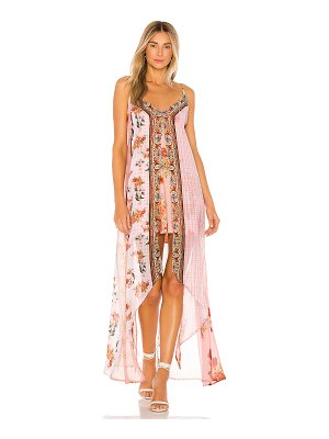 Agua Bendita x revolve victoria maxi dress