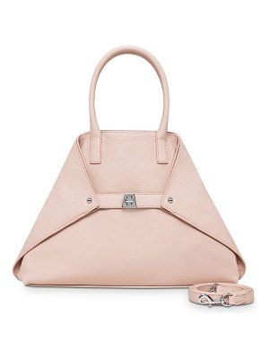 AKRIS small ai top handle tote