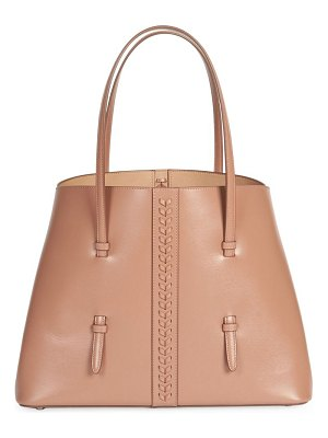 Alaïa medium mina leather tote
