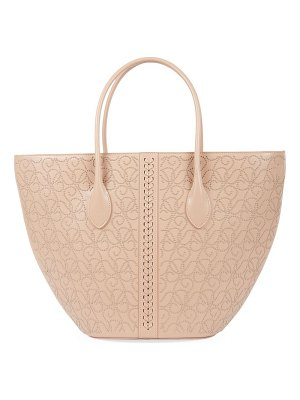Alaïa small latifa embellished leather tote