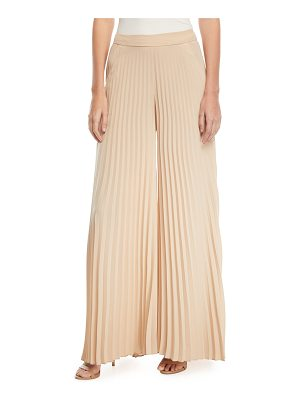 A.L.C. Donovan Pleated Wide-Leg Pants