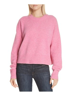 A.L.C. emmeline lambswool & cashmere blend sweater