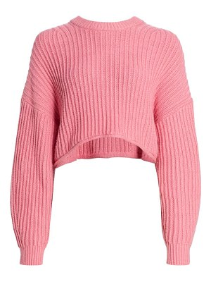 A.L.C. lianne rib-knit sweater