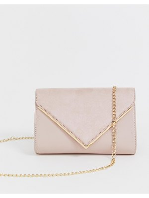 ALDO farill clutch bag with chain