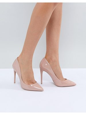 ALDO Heeled Court Shoe