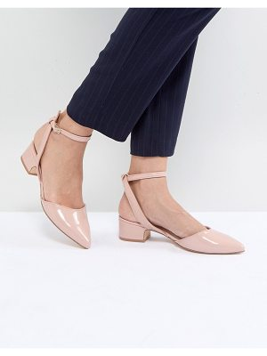 ALDO zewiel low heel pointed shoes