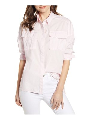 ALEX MILL oversize shirt