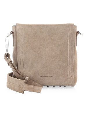 Alexander Wang mini darcy suede shoulder bag
