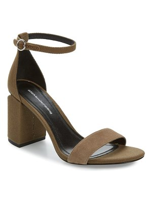 Alexander Wang new abby ankle strap sandal