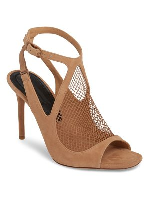 ALEXANDER WANG Piper Fishnet Sandal