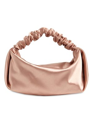 Alexander Wang Scrunchie mini satin bag
