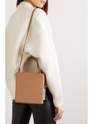 Alexander Wang she.e.o mini leather tote