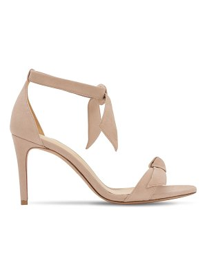 Alexandre Birman 85mm clarita suede sandals