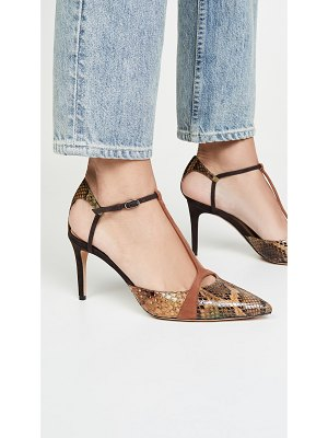 Alexandre Birman anitta closet toe 85mm pumps