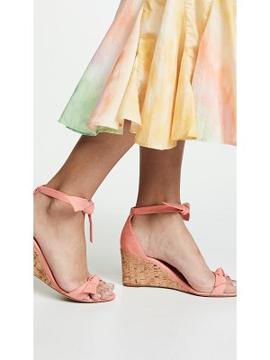Alexandre Birman clarita demi 75mm wedge sandals