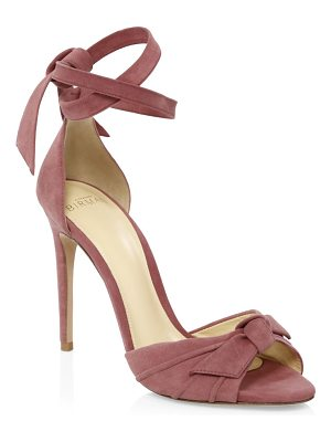 ALEXANDRE BIRMAN Clarita Suede High Heel Sandals