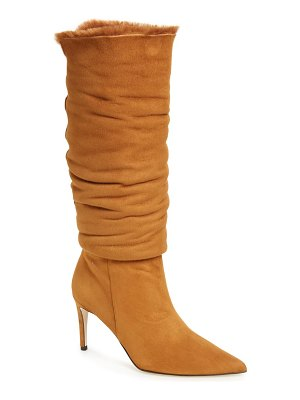 Alexandre Birman genuine shearling boot