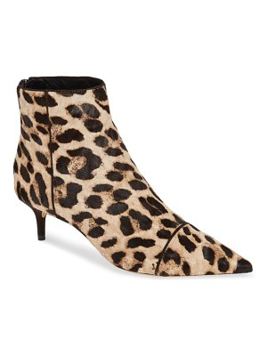 Alexandre Birman kitty genuine calf hair bootie