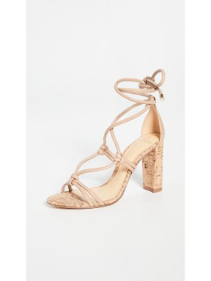 Alexandre Birman rebecca block sandals 90mm