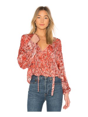 ALEXIS Caprina Blouse