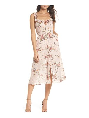 ALI & JAY Atwater Village Midi Dress