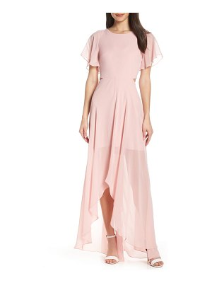 Ali & Jay cutout maxi dress