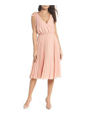 ALI & JAY The Left Bank Pleat Dress