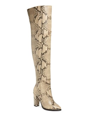 Alias Mae alla over the knee boot