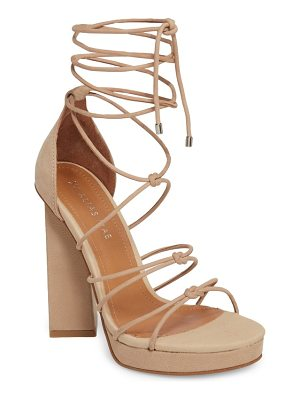 ALIAS MAE Bordega Ankle Wrap Sandal