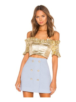 Alice McCall Kiss Me Top