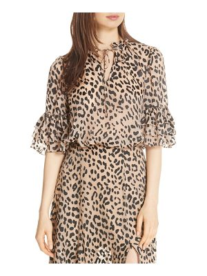 Alice + Olivia julius tier sleeve tunic